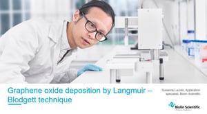 graphene oxide deposition